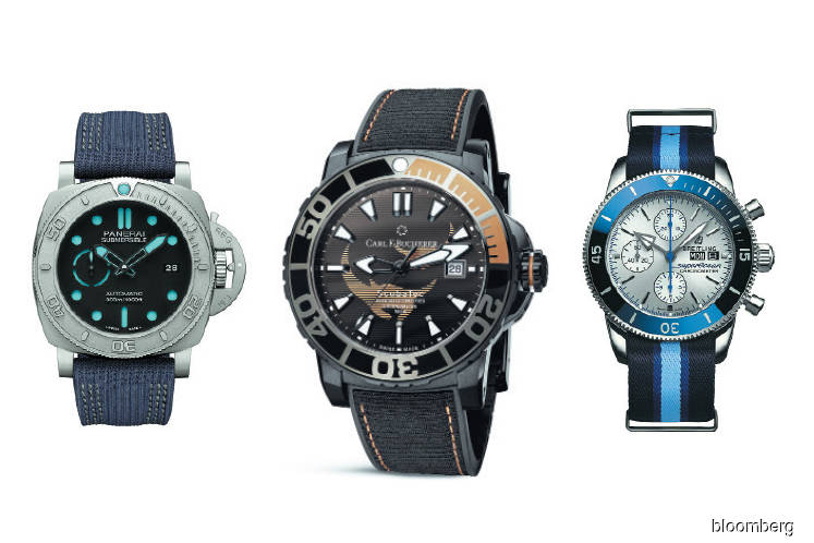 Watches: These dive watches can go deep in the ocean — and help save it