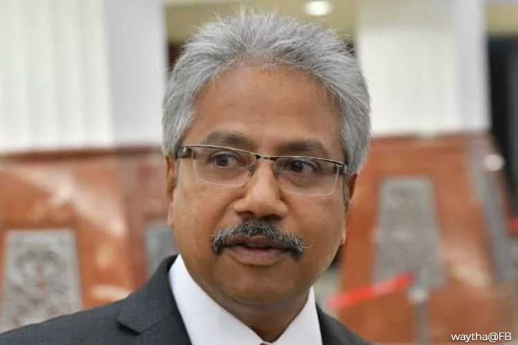 Waytha Moorthy sues Umno's Lokman Noor for defamation