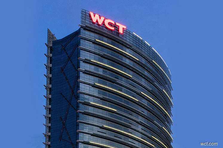 WCT 4Q seen stronger on better property sales