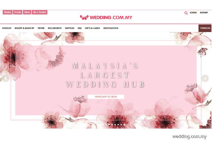 E-services: The wedding helper