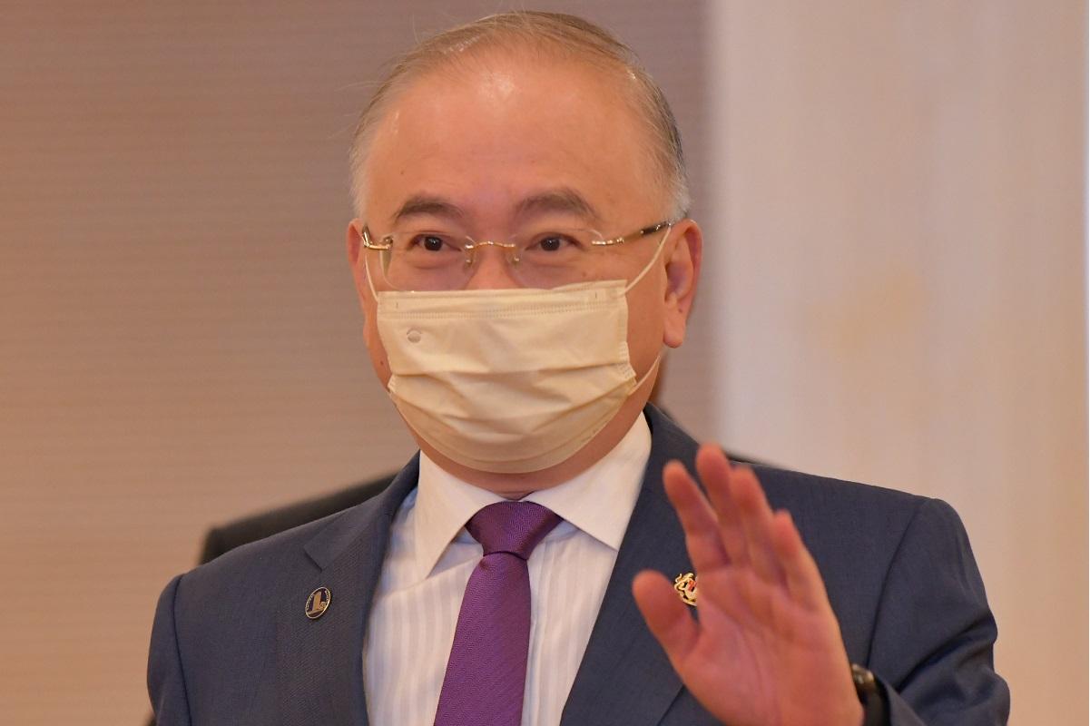 Datuk Seri Dr Wee Ka Siong (File photo by Mohd Suhaimi Mohamed Yusuf/The Edge)