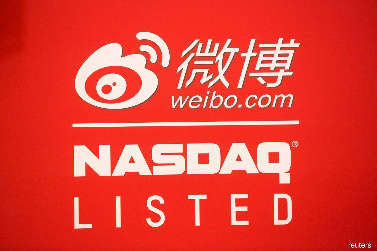 China's Weibo hires banks for Hong Kong secondary listing — sources