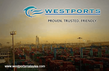 Westports' 3Q net profit rises to RM151 mil on higher container throughput