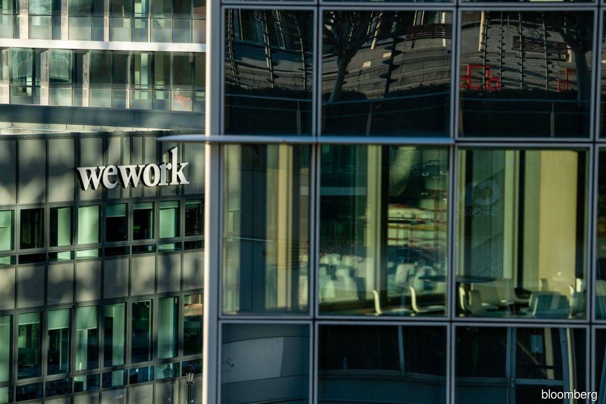 WeWork listing is poised to slide to the fourth quarter