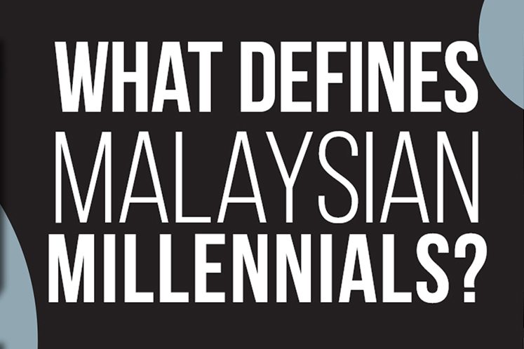 What defines Malaysian millennials?