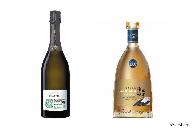 Whisky from Tibet and organic champagne among best new booze