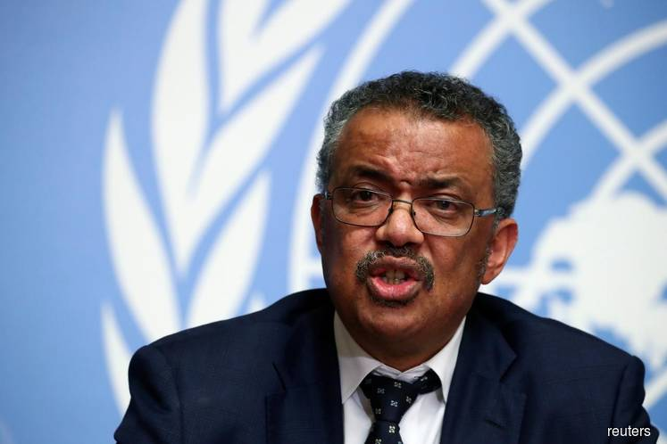 World Health Organization  chief denounces unnecessary interference with int'l travel, trade during coronavirus outbreak