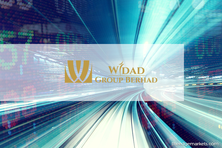 Stock With Momentum: Widad Group