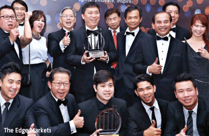 IRIS Corp's Tan Say Jim is EY Entrepreneur of the Year 2015