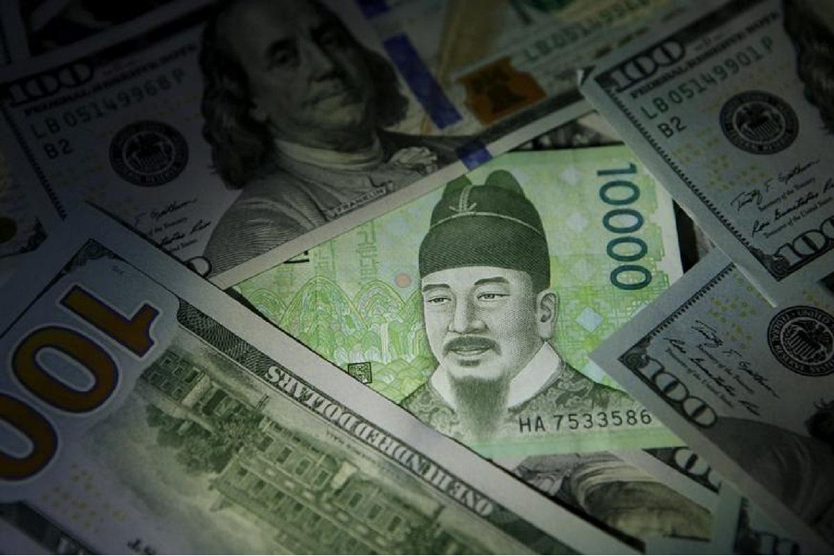 Taiwan dollar, won climb on data boost; eyes on Trump