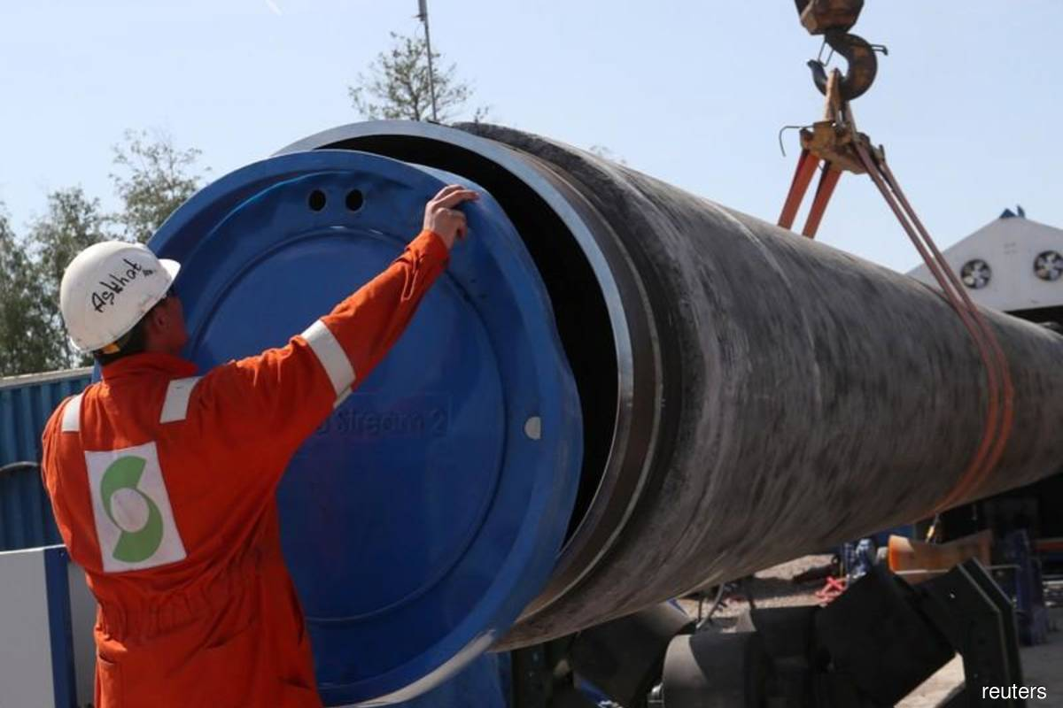 Norway's DNV GL suspends Nord Stream 2 work over US sanctions fear