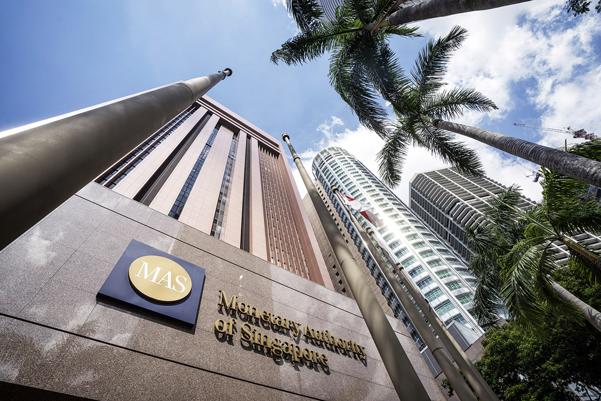 Singapore sees tech leading 1,800 new finance jobs through June. (Photo by Bloomberg)