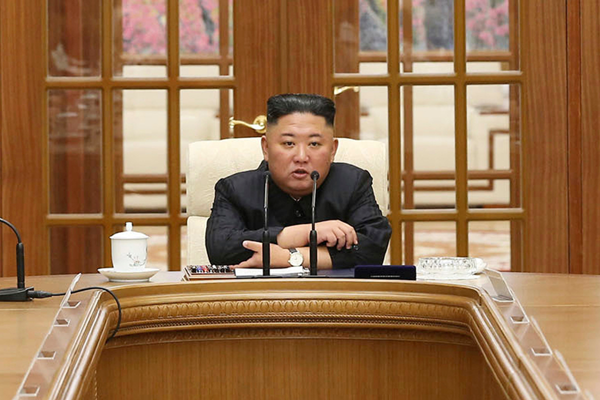 What Kim Jong Un's US$12,000 IWC watch says about his weight loss. (Photo by Bloomberg)