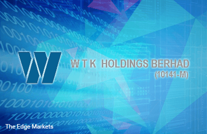 Stock With Momentum: WTK Holdings