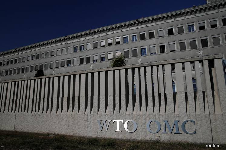 WTO lowers global outlook again amid trade conflicts