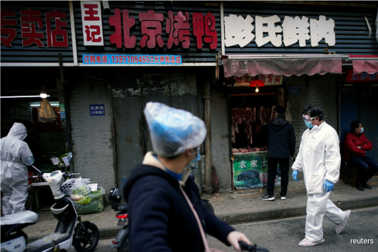People will be allowed to leave the city via road, rail and air, and more non-essential businesses will open their doors again, providing the first glimpse of what life could be like after a lockdown. (Photo by Reuters)