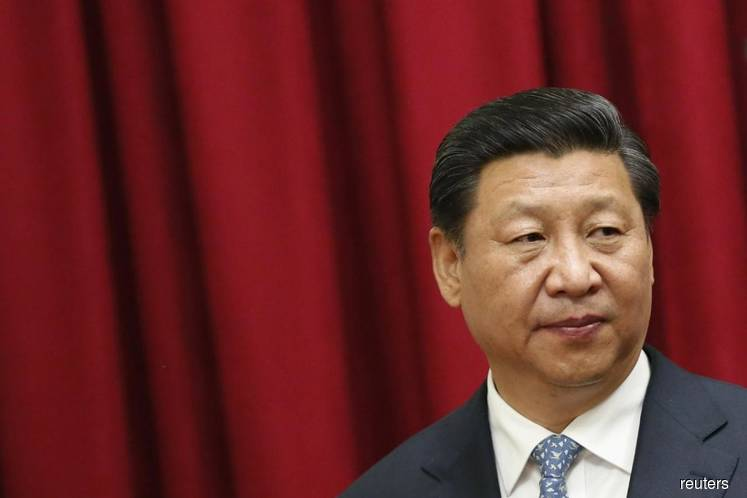Lack of innovation is 'Achilles heel' for China's economy, Xi says
