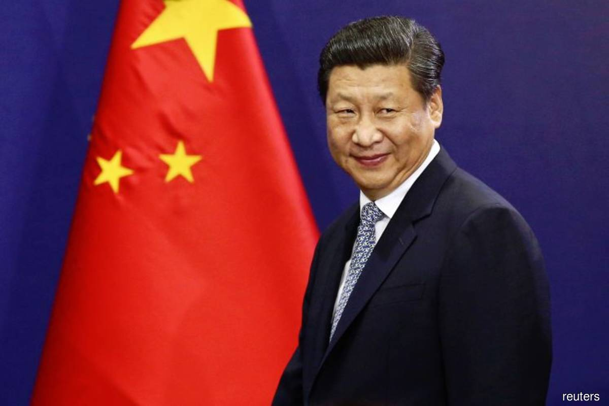 Xi says China must secure energy supply in 'its own hands'