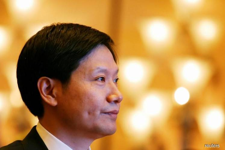 Xiaomi chief appears to lose 1 bil yuan bet with Gree