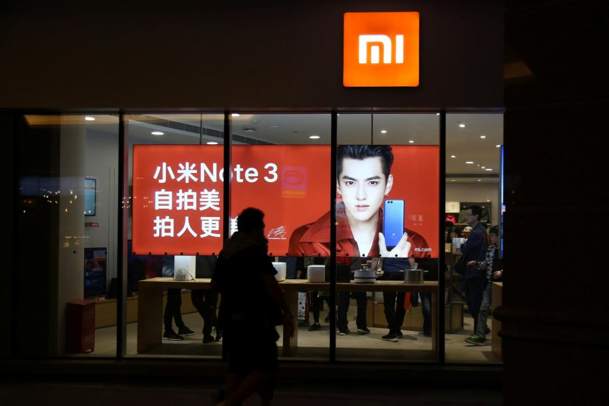 Trump administration backlists Chinese firms including Xiaomi