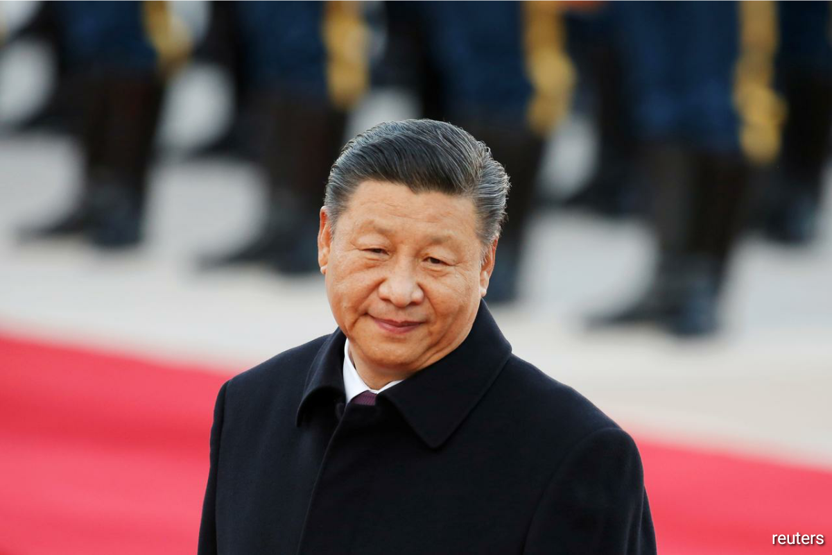 China's President Xi Jinping will attend a U.S.-led climate change summit on Thursday.