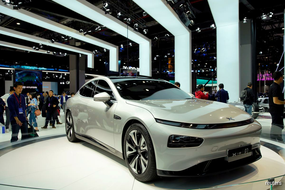 Chinese EV startups NIO, XPeng Inc, Li Auto and WM Motor have raised more than $8 billion between them this year and now rival Aiways is planning to go public, its co-founder and President Fu Qiang told Reuters. (Photo by Reuters)