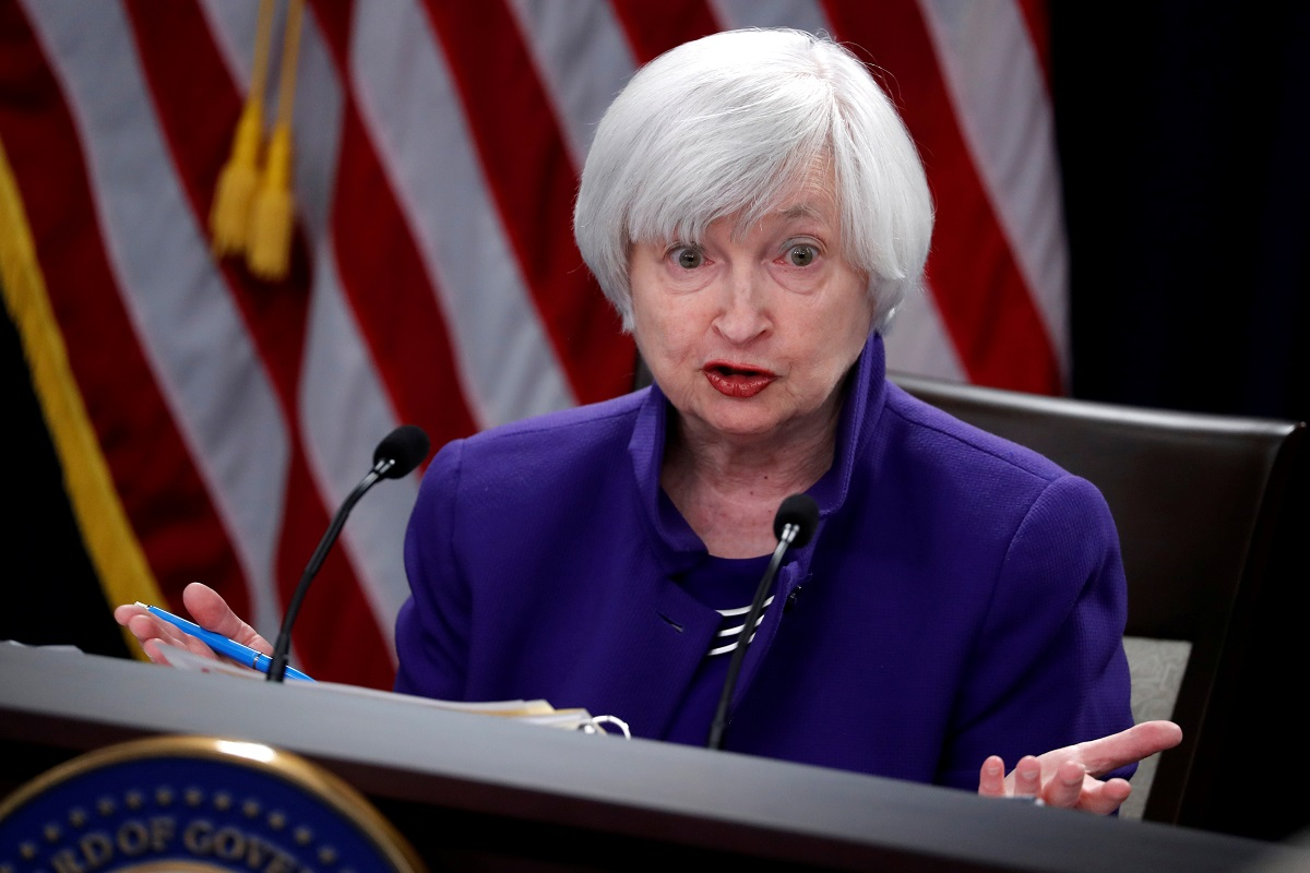 Yellen tells regulators to 'act quickly' on stablecoin rules