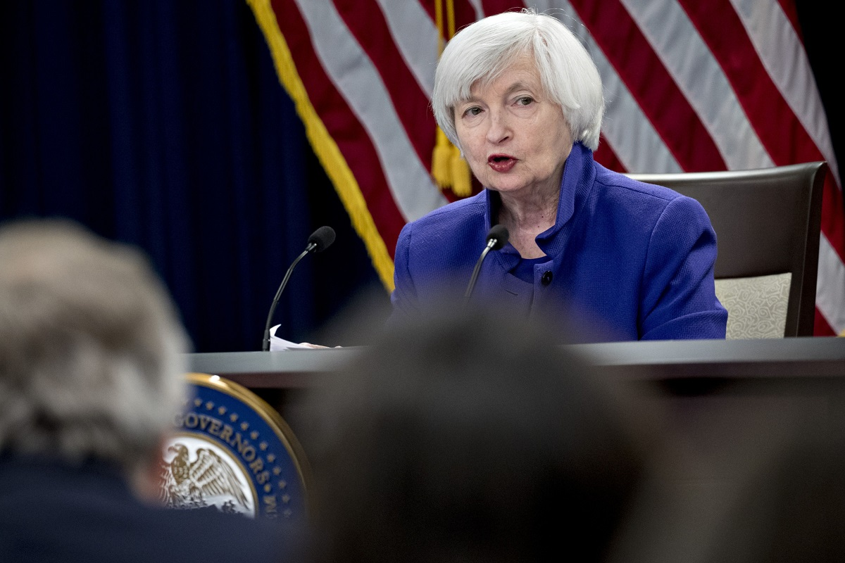 Yellen faces Senate to sell US$1.9 trillion stimulus package