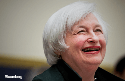 Yellen says Fed rate hike likely appropriate in coming months