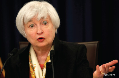Yellen says Fed could raise interest rates 'relatively soon'