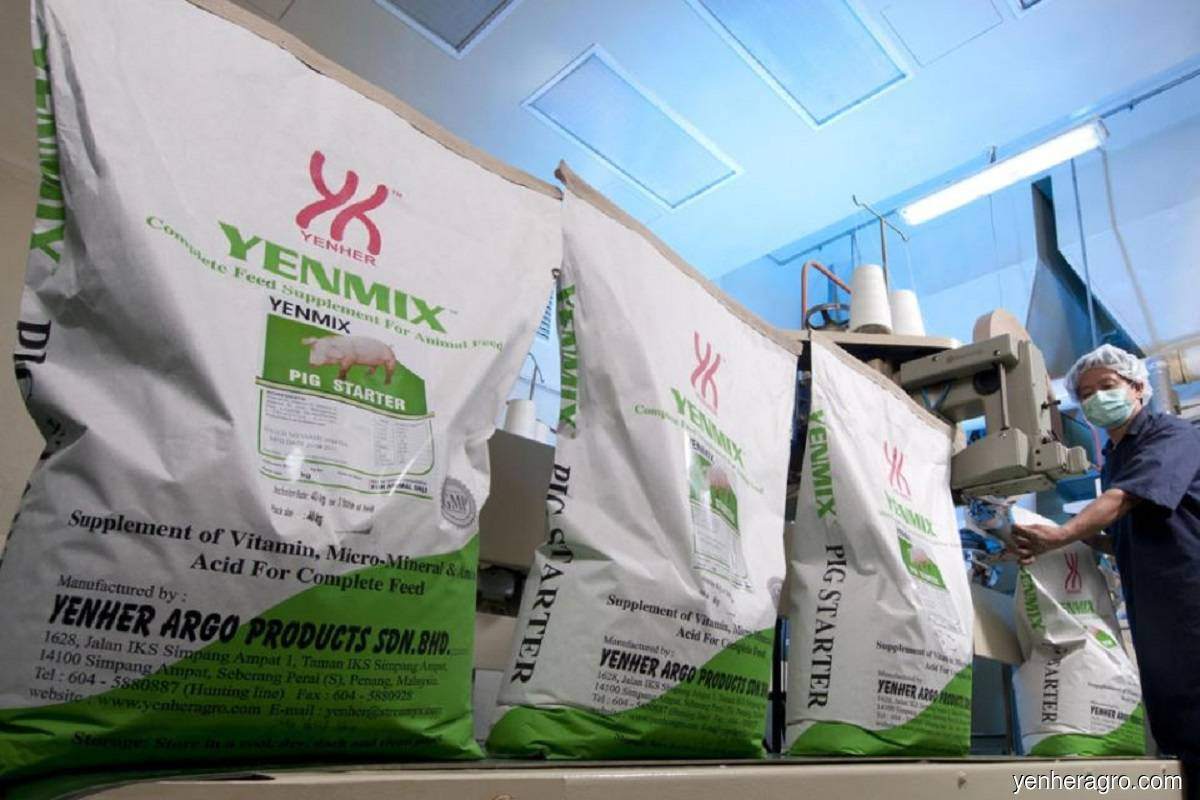 Yenher ends maiden trading day at below IPO price