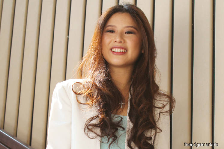 Cover Story: Data-Driven Developments: Yeoh Pei Teeng