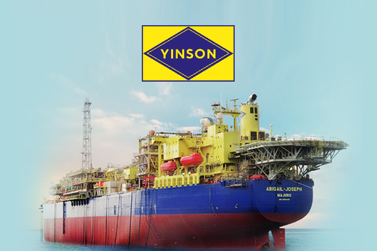 Yinson says JV entitled to receive another RM142m from Vietnamese partner