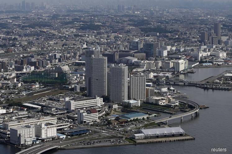 Japan's Yokohama says to join race to host newly legalised casino