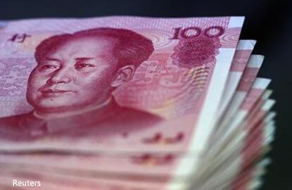 Yuan nears breaking point