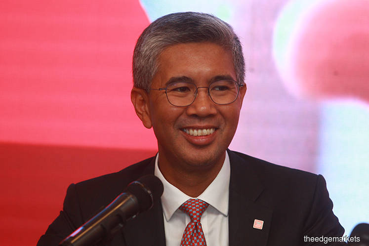Nearly 70% of workforce back at work as of May 17 — Tengku Zafrul
