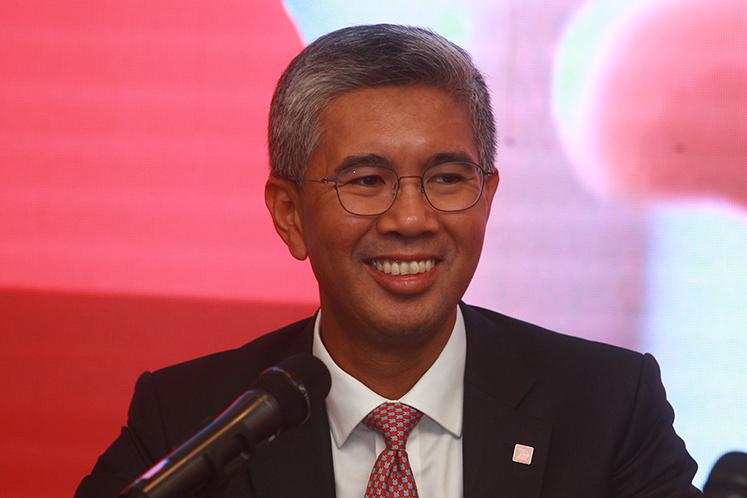 Tengku Datuk Seri Zafrul Aziz