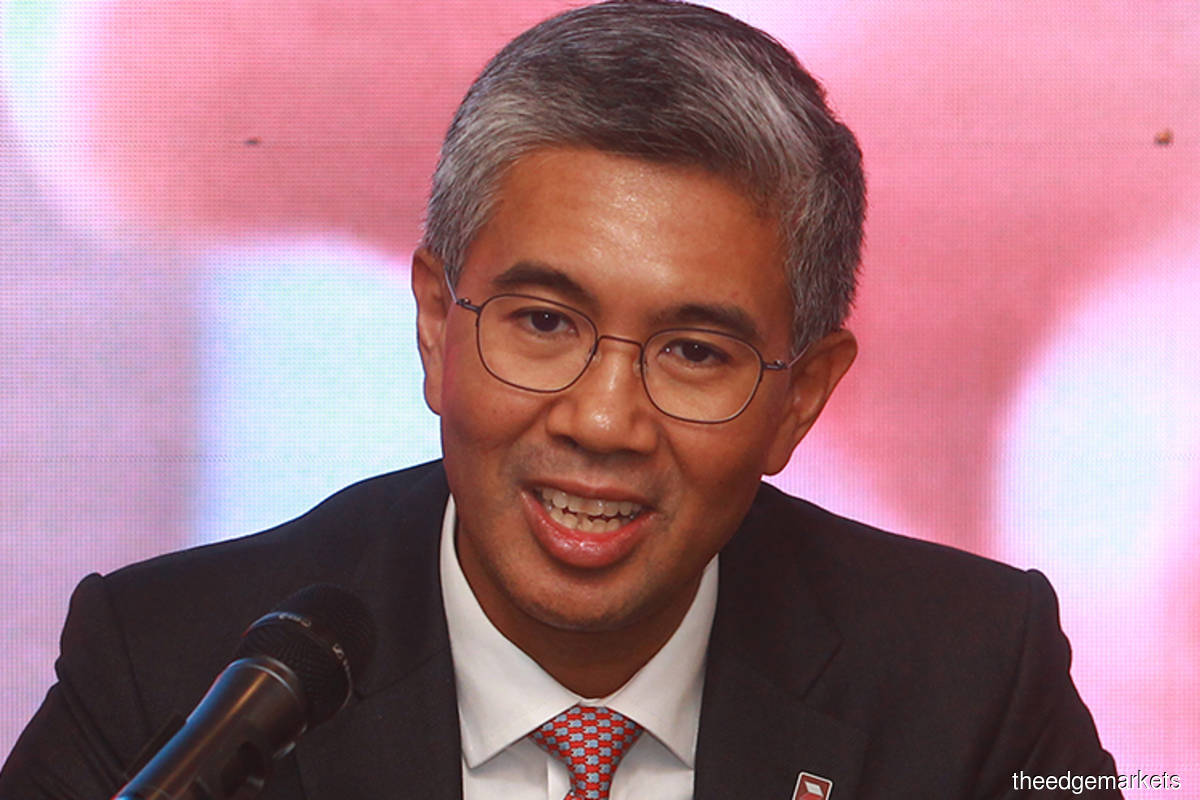 Deferred loan repayments at RM55.2 bil as at July 13 —Tengku Zafrul
