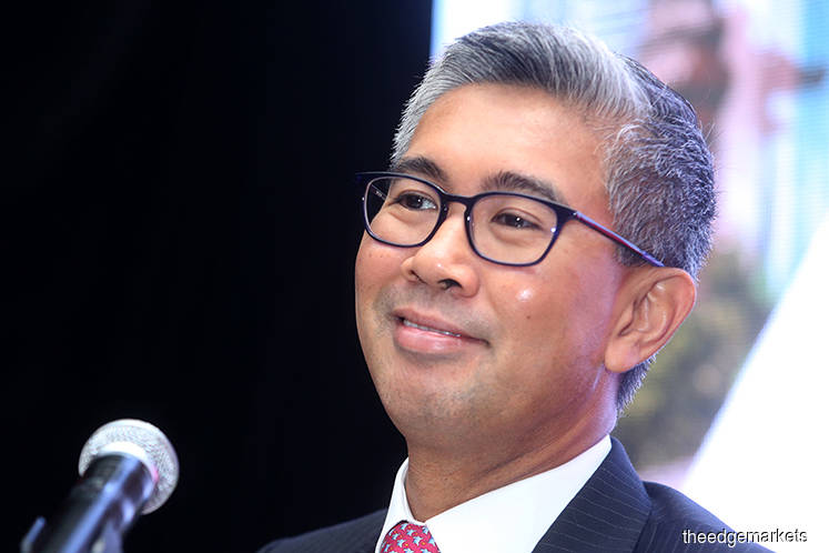 Govt's fiscal injection rises to RM35 bil — Tengku Zafrul