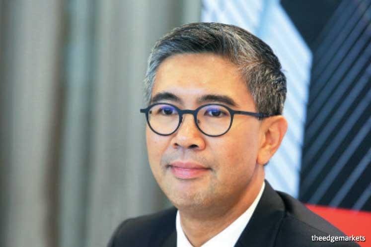 No DPM, CIMB boss Tengku Zafrul is finance minister