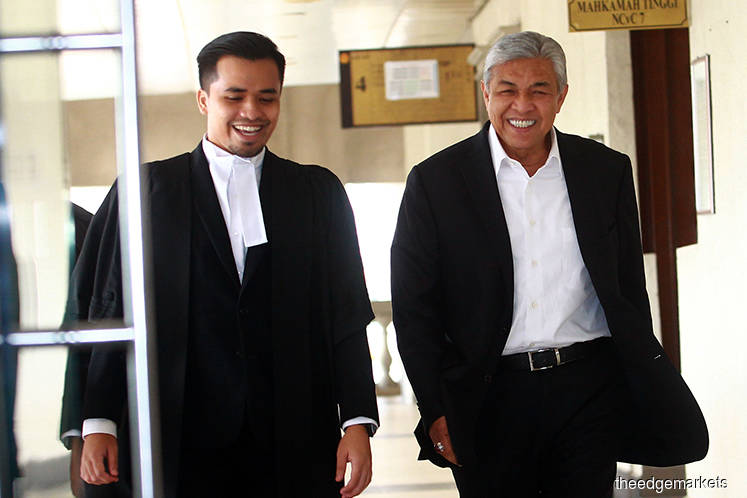 Prosecution to prove Ahmad Zahid misappropriated RM31 mln for personal gain
