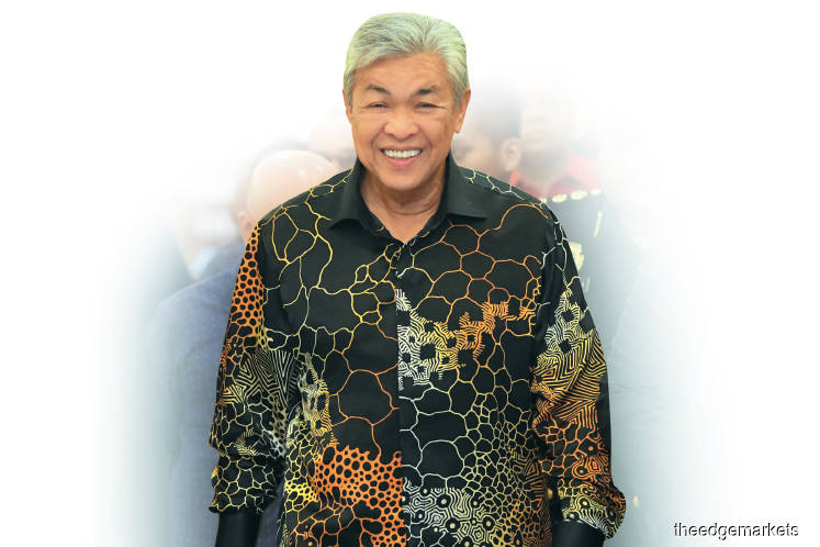 Zahid slapped with 33 more charges over RM42.7m bribes