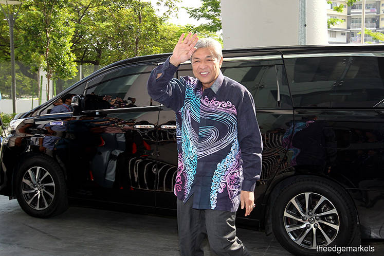 Apex court dismisses Zahid's bid to get back passport