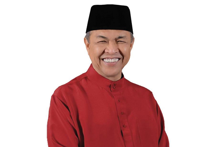 Cops question Zahid over claim that RM116.7mil seized from Najib-linked condos belong to UMNO