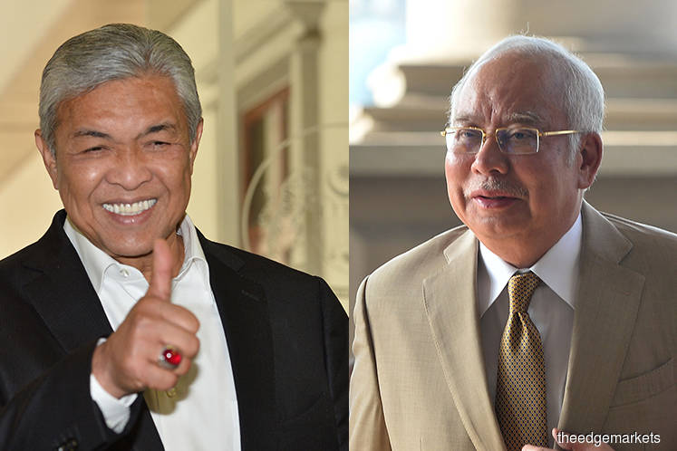 For the first time ever, Malaysia's former PM, ex-DPM claim trial on same day