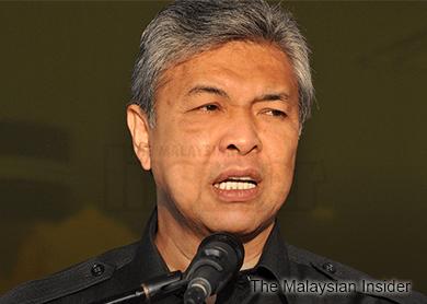Zahid wants PAC members to take oath of secrecy