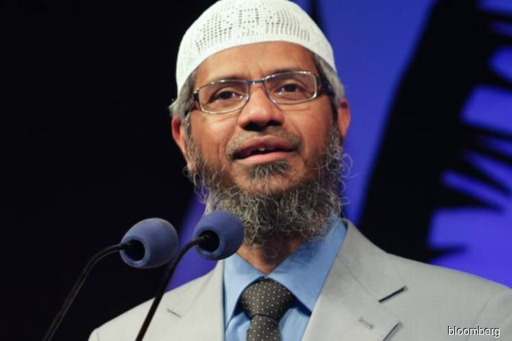 PMO denies rewarding Zakir with land, slot on national TV