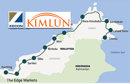 Zecon-Kimlun consortium wins RM1.46b Pan Borneo Highway project