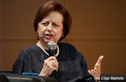 Zeti says 'commitment to financial education is an important imperative'