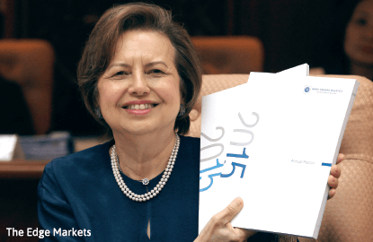 The State of the Nation: Bank Negara Malaysia 2015 Annual Report: 'Zeti blues' for Malaysia if market rejects successor